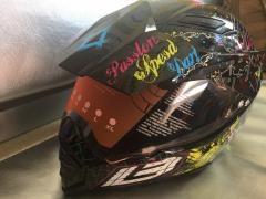 Шлем для мотоцикла, квадроцикла, снегохода и