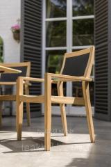 Деревянный стул Roble