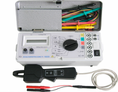 Прибор электроизмерительный многофункциональный