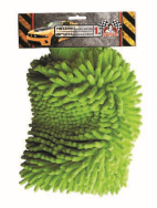 [Copy] Рукавичка для мытья автомобилей TM Помощница 1шт