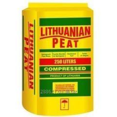 Торф верховий (литва) pH 2,5 – 3,6 Lithuanianpeat