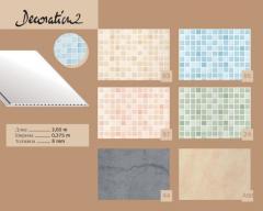 Панели пластиковые Allure + Mosaique