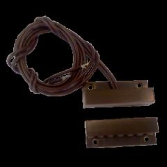 Извещатель магнитоконтактный СМК 1-9 коричневий