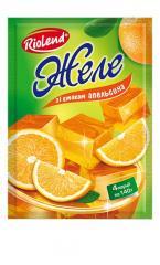 """Желе Апельсин """"Riolend"""""""