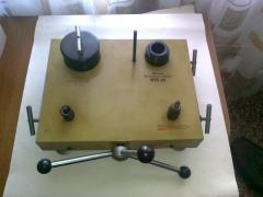 Манометр грузопоршневой МTU-60,  кл.т. 0, 05