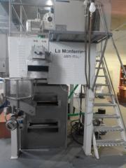 Устаткування для виробництва макаронних виробів