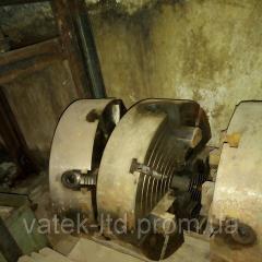 Патрон токарный 4-х кулачк. СТ-400мм СССР