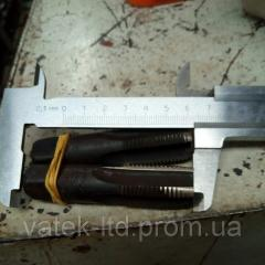 """Метчик трубный 1/2"""" ручной (комплект)"""