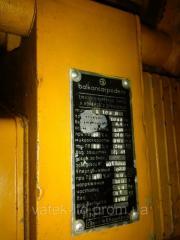 Таль электр. 1т. передвижная цепная 6.4м Болгария