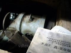Делительная головка универс. УДГ-Д-200А (патрон 125мм)