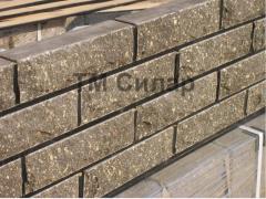Facing bricks (front façade)
