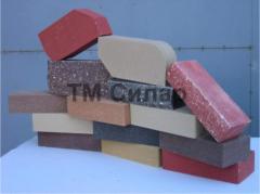 Brick facing TM Silar
