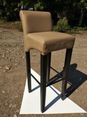 Барный стул из дуба