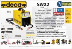 SW 22 basig. Spotter of intvertorny type of 220 V