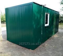 Бытовка. дачный домик, пост охраны, блок-контейнер