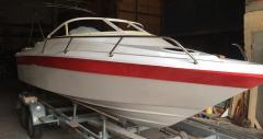 Скоростная моторная яхта проекта Вокруг Света -