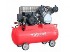 Воздушный компрессор ременной Sturm AC9365-100 2200Вт 100л