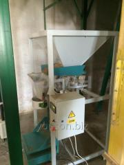 Ausrüstung für die Verpackung von Schüttgüter