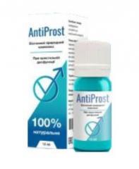 Капли от простатита AntiProst (АнтиПрост)