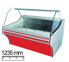 Холодильная витрина Cold Vigo 12 w-12sg-w