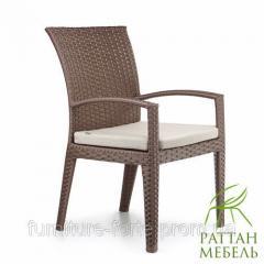 Кресло из ротанга Сицилия. для баров, кафе,