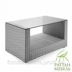 Мебель из ротанга недорого, Хай-тек U Мебель из