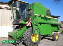 Combine harvester John Deere 1065