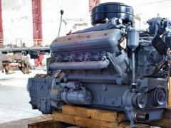 Проводим ремонты дизелей типа: Д50, 1Д12-400Б,