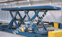 Marco car lift 5000h2500mm
