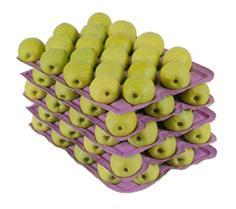 Поддоны для яблок Niky S 480*285, 500*300, 580*370  Житомирский картонный комбинат.