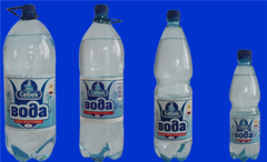 """Вода питьевая сильногазированная """"Себек"""""""