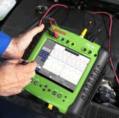 Мотортестер портативный FSA 450 (