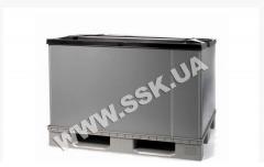 Контейнер складской пластиковый PolyBox H 1000