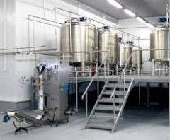 Молочные Мини-заводы производительностью