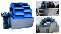Equipment for a sand sink. Equipment for