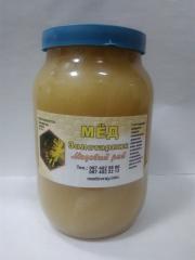 Мед золотарник