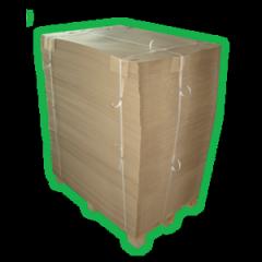 Картон листовой. Картон коробковий в листах