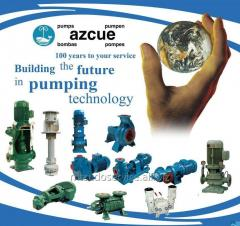 Pumps for cooling systems