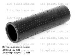 Рукоятка пластиковая Ø27мм, L123мм