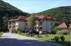 Гостиничный комплекс в Закарпатье,Карпатах