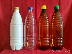 Pat bottle of 1 l