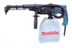 Перфоратор с пылеотсосом Makita HR2432