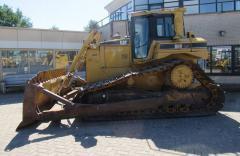 Бульдозер Caterpillar D6R III LGP.