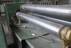 Вальцы 1500-2300 мм с эл/приводом (Машина...