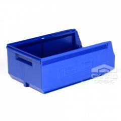 Bandeja de plástico (400h225h150 mm) azul