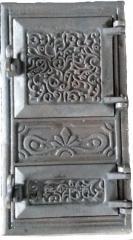 Дверка спаренная на защелке ДСЗ-1 (480 х 265 мм.)