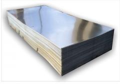 Лист конструкционный пружинный 65Г 0,5мм