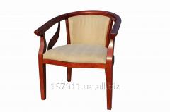 Кресло из дерева