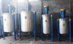 Factory. factory line. Equipment for the