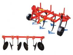 Pass MK-1,8 cultivator, it is intended for